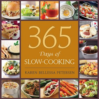 365 Days of Slow Cooking (cookbook cover)