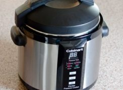 Using a Cuisinart pressure cooker is easy, thanks to this video tutorial!In the video, you will find information on the Cuisinart electric pressure cooker, plus tips that apply to many other makes and models of multicookers.