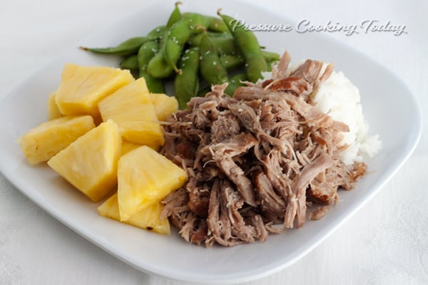 Pressure Cooker (Instant Pot) Kalua Pork