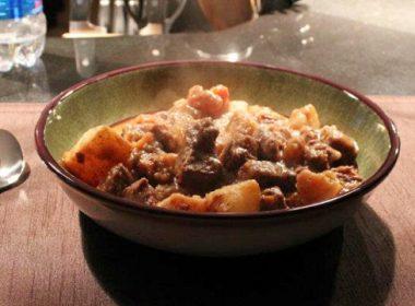 Pressure Cooker (Instant Pot) Venison Stew