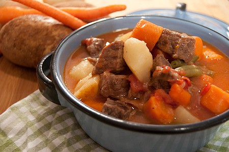 Today I'm featuring a pressure cooker Beef Stew recipe from Lana ...