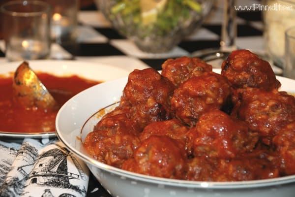 how to cook porcupine meatballs in pressure cooker