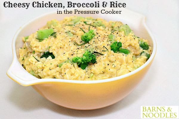 An easy, cheesy, creamy and delicious one-pot meal cooked in the ...