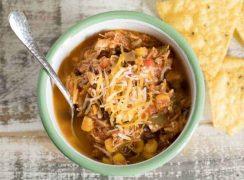 Instant Pot / Pressure Cooker Spicy Chicken Soup