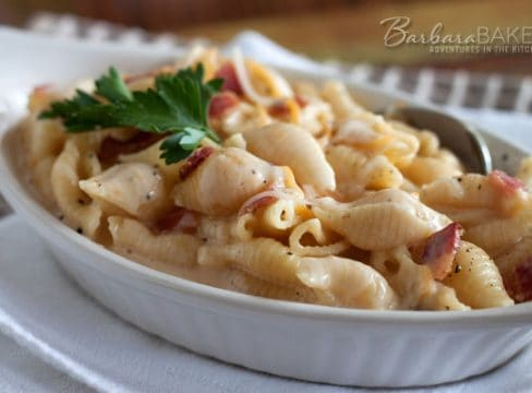 Pressure Cooker (Instant Pot) Macaroni and Cheese