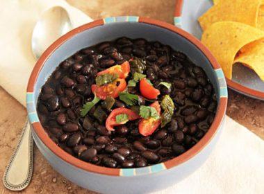 Cooking Up a Pot of Pressure Cooker (Instant Pot) Black Beans