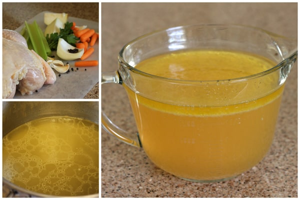 Chicken Stock in the Pressure Cooker Recipe | Pressure Cooking Today