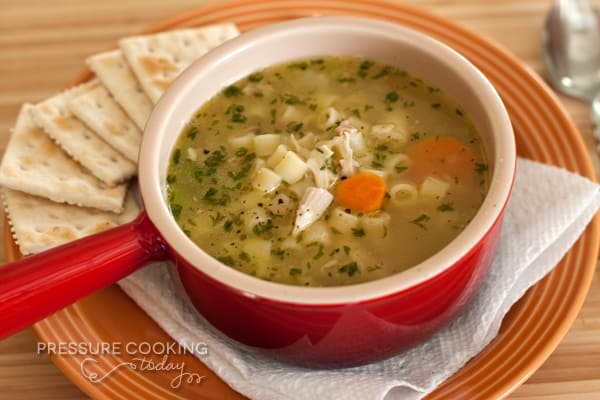 Recipes for easy chicken noodle soup
