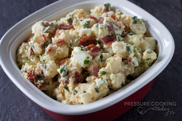 Pressure Cooker German Potato Salad - Pressure Cooker ConvertPressure ...