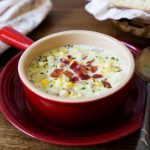 Pressure Cooker Fresh Corn Chowder