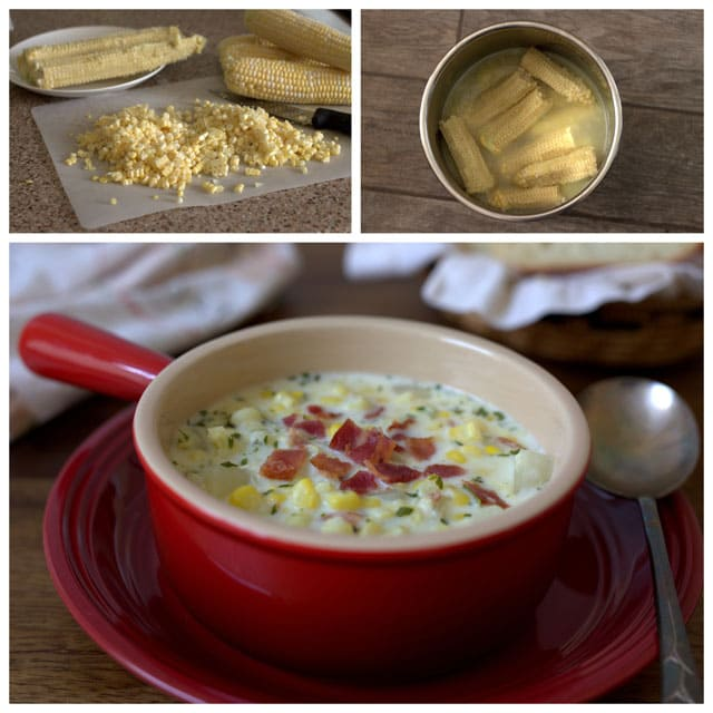 Fresh-Corn-Chowder-Collage-Pressure-Cooking-Today