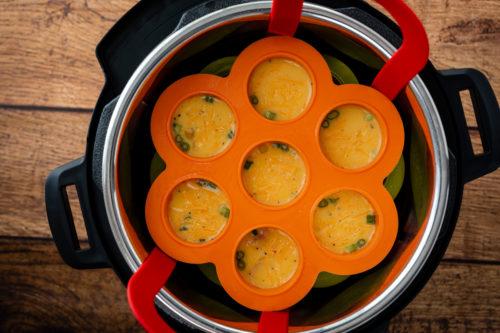 Instant Pot Pressure Cooker Egg Bites Pressure Cooking