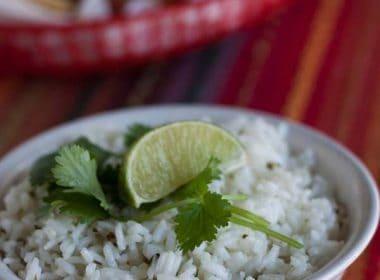 Chipotle's Cilantro Lime Rice in the Pressure (Instant Pot)