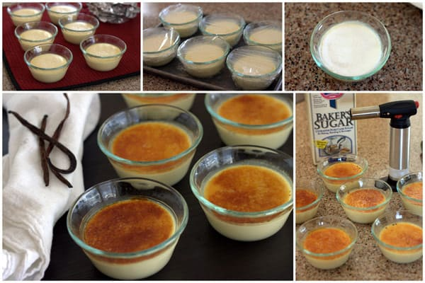 Topping Creme Brulee