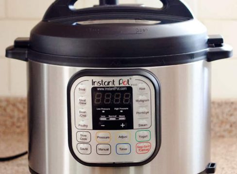 The Instant Pot IP-Duo electric pressure cooker - Learn how to use an Instant Pot multicooker easily, thanks to this video tutorial on the Instant Pot Duo.