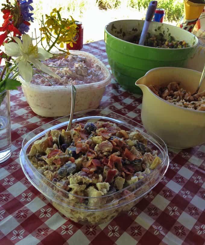 Red-White-Blue-Potato-Salad