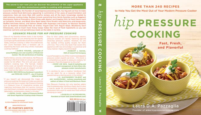Hip Pressure Cooking: Fast, Fresh, and Flavorful Cookbook