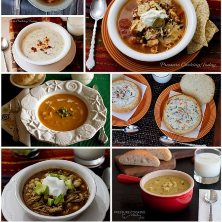 Best Pressure Cooker Soups on Pressure Cooking Today
