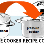 Converting a Recipe to a Pressure Cooker Recipe