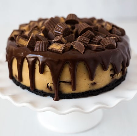 Peanut-Butter-Cup-Cheesecake-2-Pressure-Cooking-Today