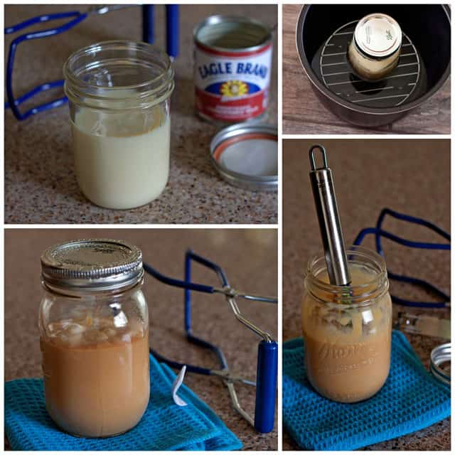 Dulce de Leche is a thick, creamy caramel sauce popular in Latin American countries. My Pressure Cooker Dulce de Leche is a shortcut version made with sweetened condensed milk.