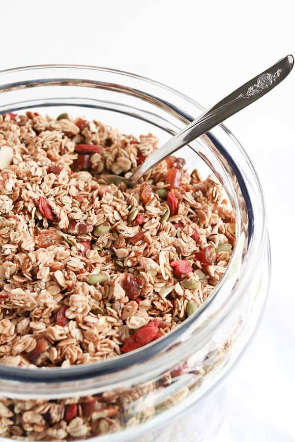 Crunchy Cove Artisan Granola