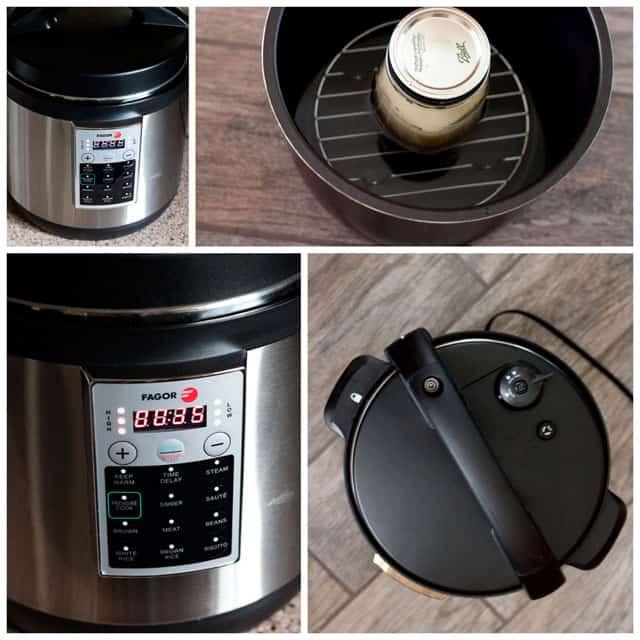 Fagor America Premium 6 qt. Electric Pressure Cooker