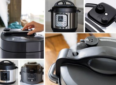 Quick Pressure Release and Natural Pressure Release for the Instant Pot Ninja Foodi and Electric Pressure Cooker