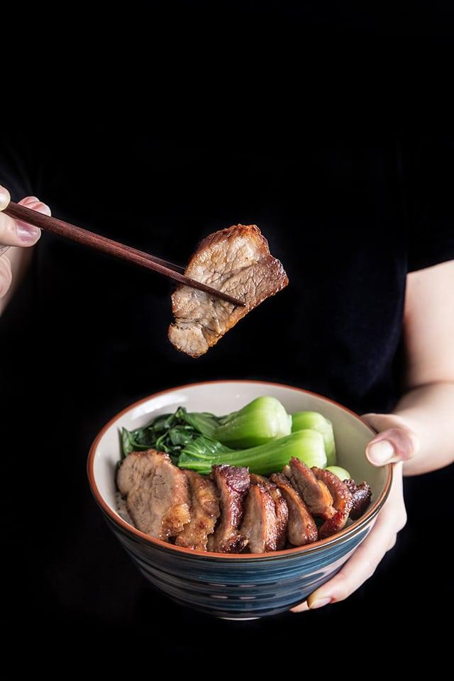 Char Siu (Chinese BBQ Pork) in Pressure Cooker Recipe