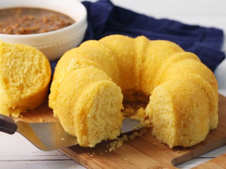Instant Pot Pressure Cooker Cornbread Recipe Pressure Cooking Today