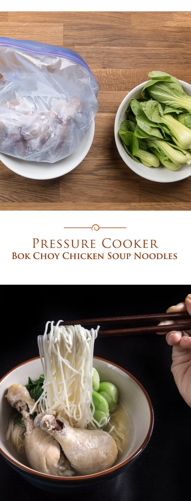 Pressure cooker chicken and noodles recipes