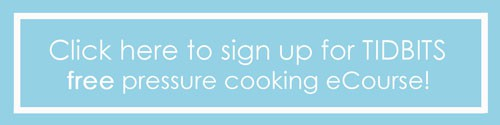 sign-up-graphic for a free pressure cooking eCourse