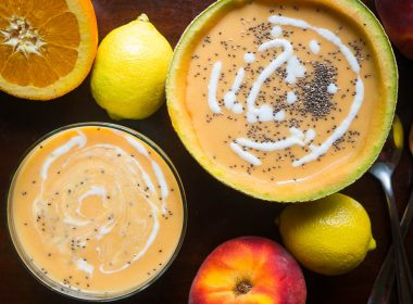 Pressure Cooker Chilled Fruit Soup. Turn your favorite summer fruits into a creamy and delicious snack, dessert, or wholesome breakfast!