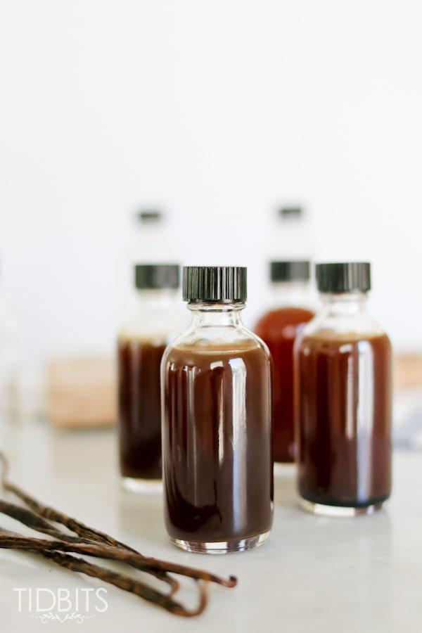 pressure cooker vanilla extract