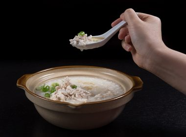 Pressure Cooker (Instant Pot) Chicken Porridge