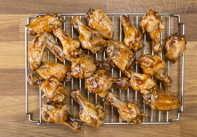 how to cook wings in pressure cooker