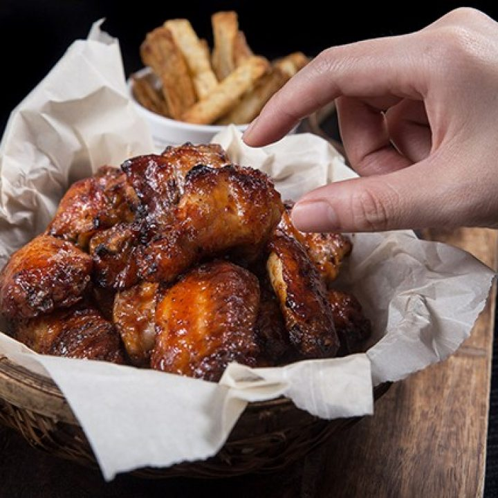 Pressure Cooker (Instant Pot) BBQ Wings | Pressure Cooking Today