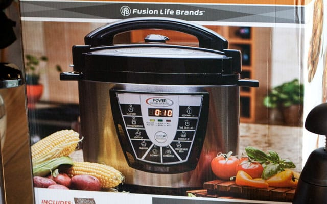 The Power Pressure Cooker XL is one of the best selling electric pressure cookers on the market.