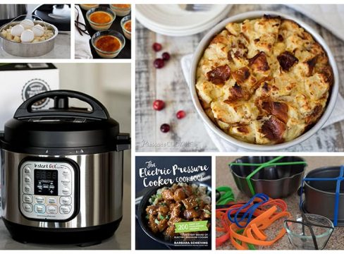 Electric Pressure Cooker Gift Giving Guide.