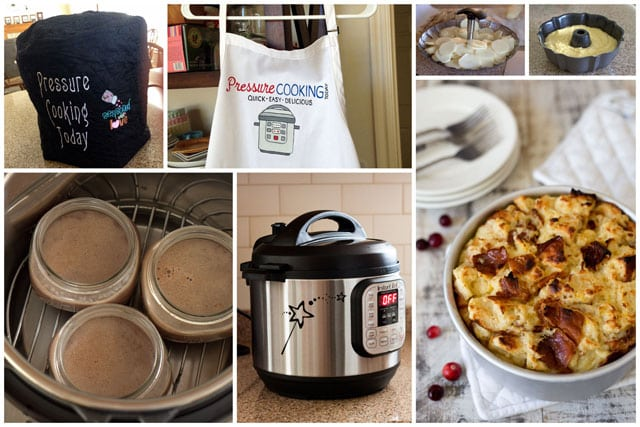 Electric Pressure Cooker Gift Giving Guide