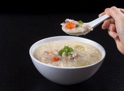 Pressure Cooker (Instant Pot) Turkey Rice Porridge