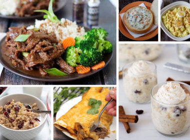 Easy Recipes to make in the Instant Pot, Ninja Foodi, Crockpot Express, or any other brand of electric pressure cooker
