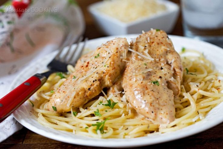 Instant Pot Chicken Lazone