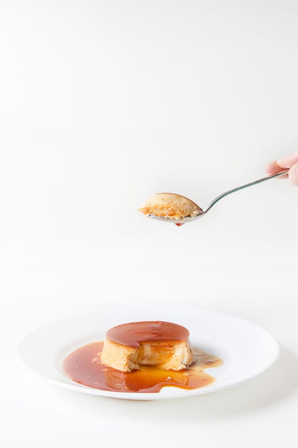 Pressure Cook Recipes Flan
