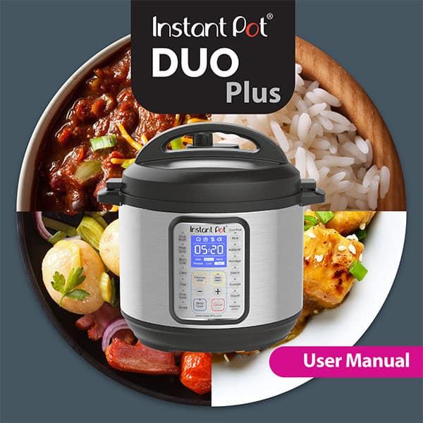 Instant Pot Duo Plus 60 User Manual