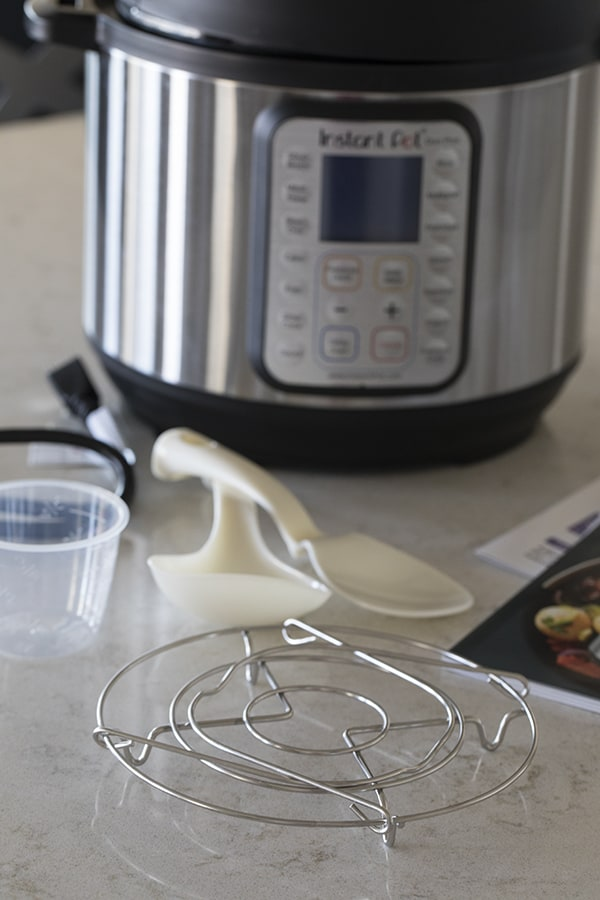 how to clean heating element in instant pot