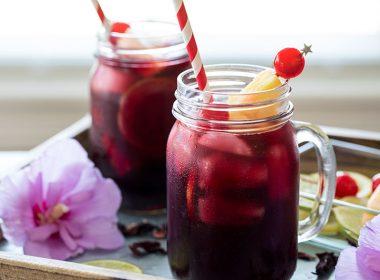 Pressure Cooker (Instant Pot) Zobo Drink - Hibiscus Tea