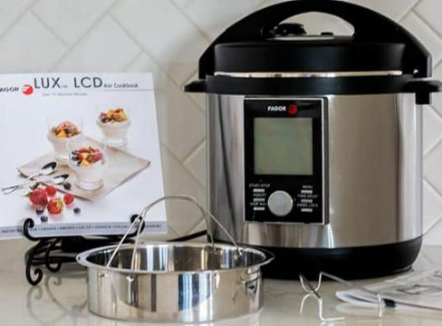 Fagor LUC LCD Pressure Cooker Multi-Cooker / Electric Pressure Cooker