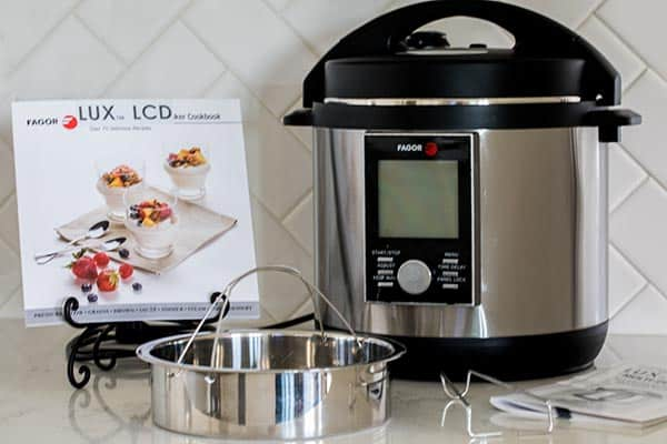 Fagor LUC LCD Multi-Cooker / Electric Pressure Cooker