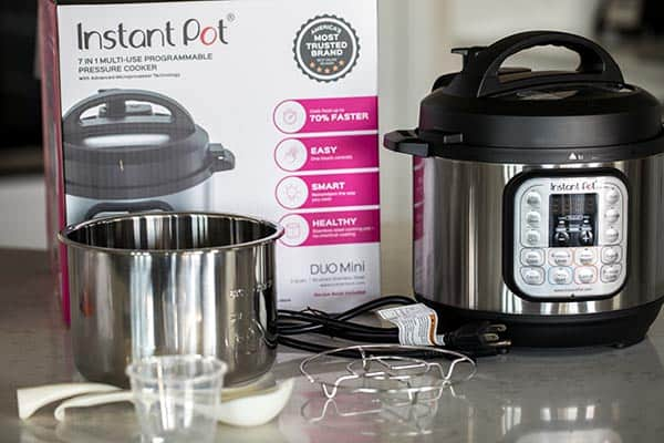Instant Pot Duo Mini Review Pressure Cooking Today